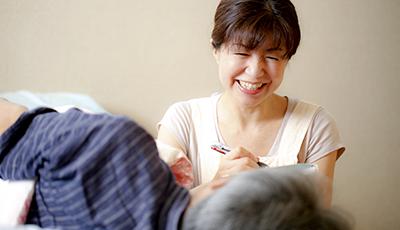 写真:訪問介護サービス